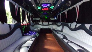 shuttle bus rental north texas